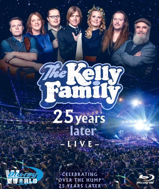 M2003.The Kelly Family - 25 Years Later - Live 2020  (50G)