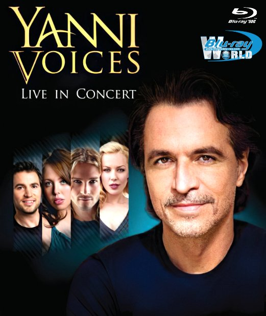 M2011. Yanni Voices 2019 Live From Acapulco (50G)