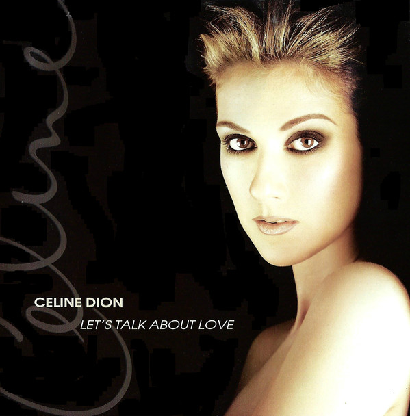 CD Celine Dion* ‎– Let