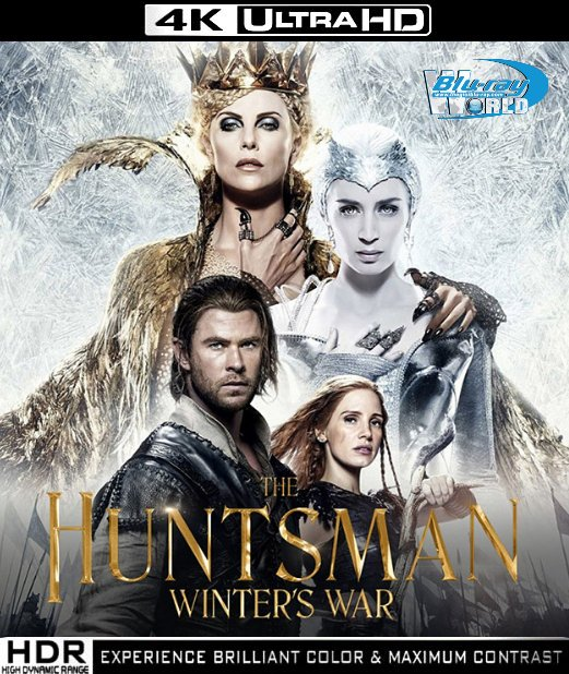 UHD103.The Huntsman Winters War 2016 UHD 2160P (60G)