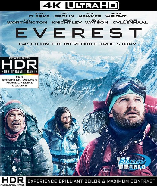 UHD134. EVEREST 4K UHD (60G)