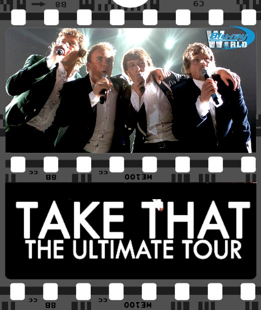 Y053.Take That - Ultimate Tour (2006) (BACK FOR GOOD)