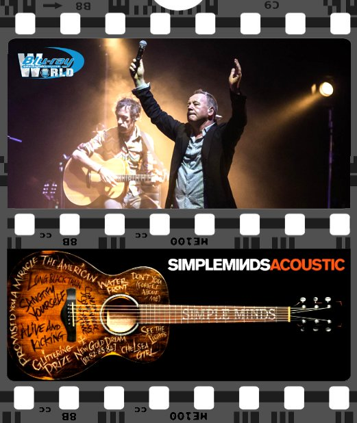 Y059. Simple Minds waterfront Acoustic Live