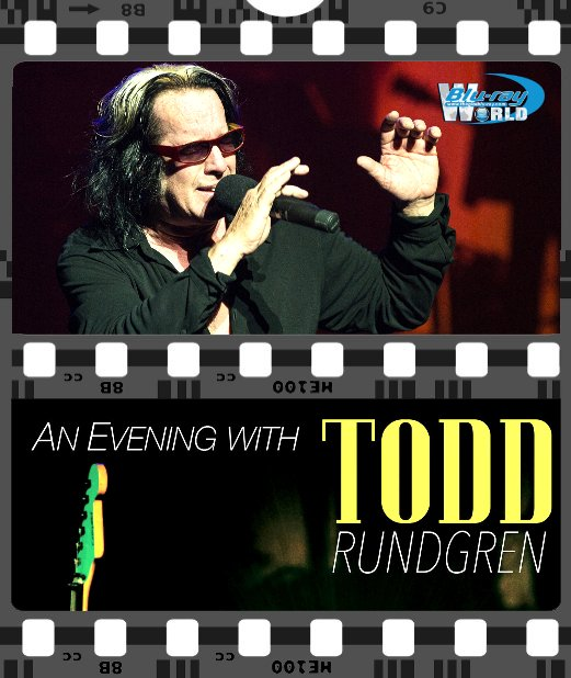 Y062. Todd Rundgren Black and White Official Live