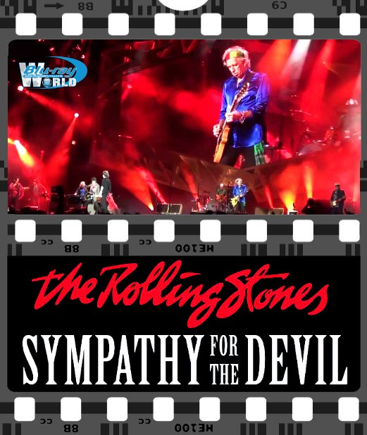 Y064. The Rolling Stones Sympathy For The Devil Live OFFICIAL
