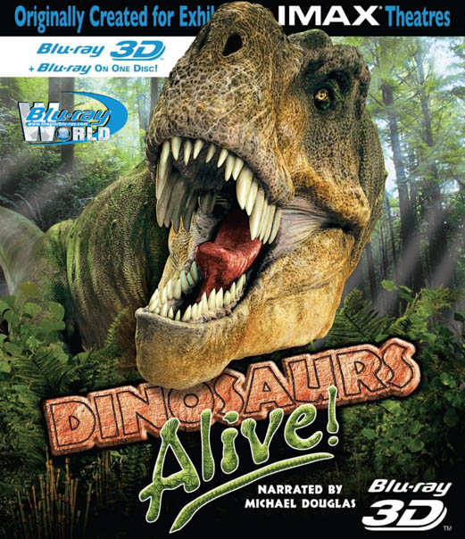 F054. IMAX Dinosaurier 3D 50G