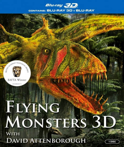 F087 - FLYING MONSTER 3D 50G