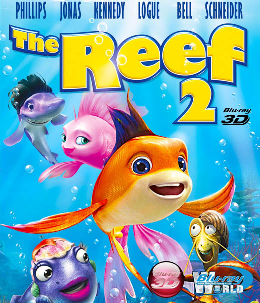 F360 - The Reef 2 High Tide 2012 (DTS-HD MA 5.1)  - MỒI NHỬ CÁ MẬP