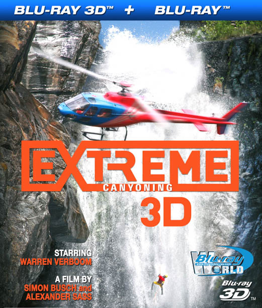 F361. Extreme Canyoning 3D