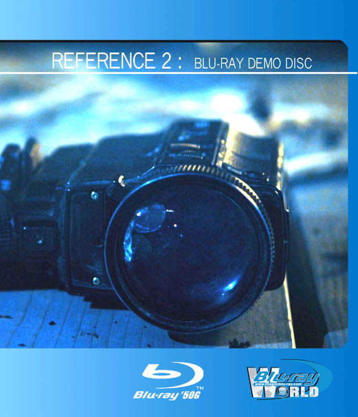 F612. Reference Blu-Ray Demo Disc 2 (50G)
