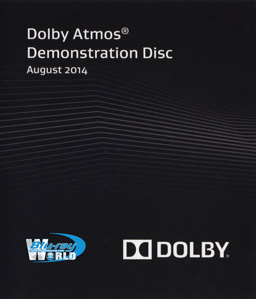 F643. Dolby Atmos Demonstration Disc (2014) 1080p Blu-ray AVC Atmos 7.1 (25G)