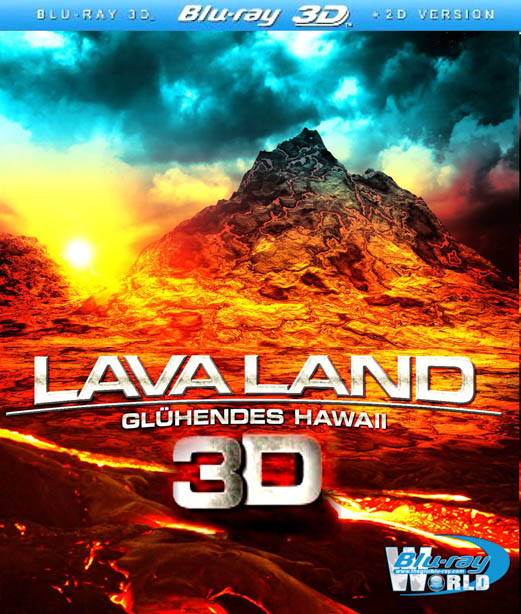 F674.Lava Land Gluehendes Hawaii 3D ISO (25G)