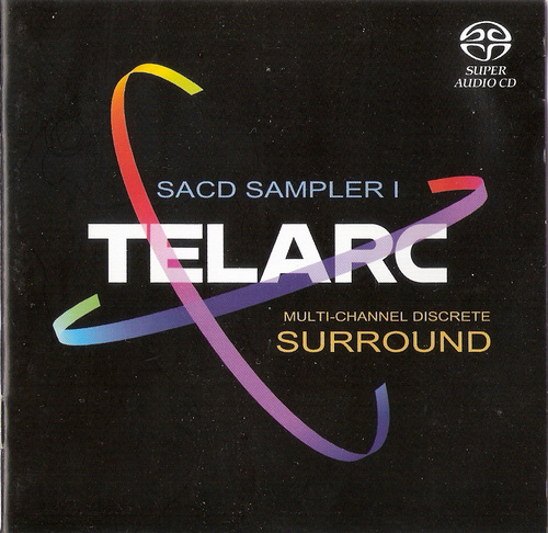SA178.TELARC SACD SAMPLER I (Various Artists )  SACD ISO DSD  2.0 + 5.1