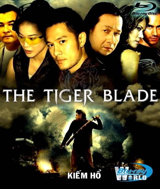 B2342. The Tiger Blade - KIẾM HỔ 2D2G (DTS-HD MA 5.1)