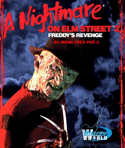 B2607. A Nightmare on Elm Street 2: Freddy