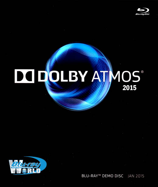 F791.Dolby Atmos Demonstration Disc 2015 (25G)