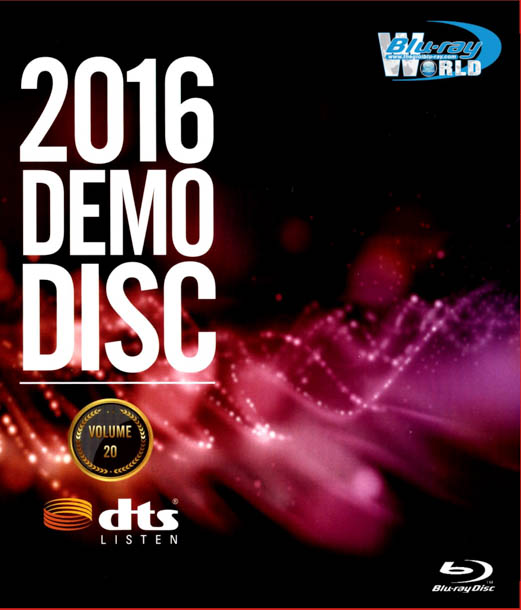 F895.DTS Demo Disc Vol. 20 (2016) (25G)