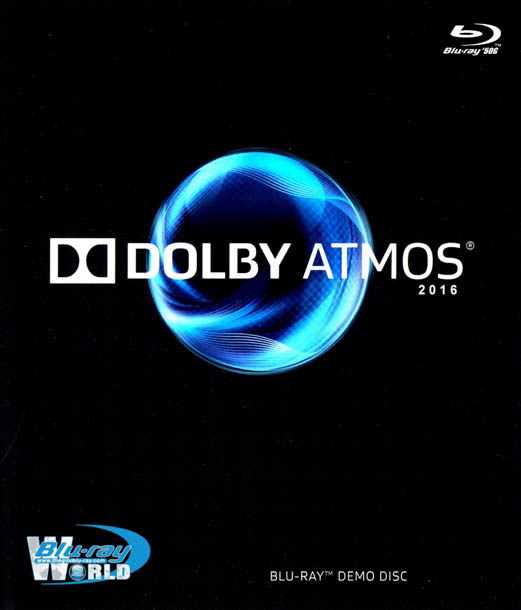F898.Dolby Atoms Demonstration Disc Sep 2015 (50G)