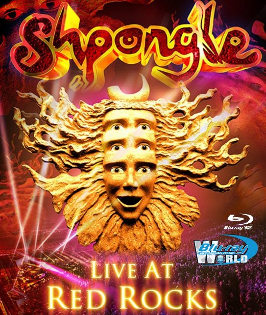 M1662.Shpongle Live at Red Rocks (2014) (50G)