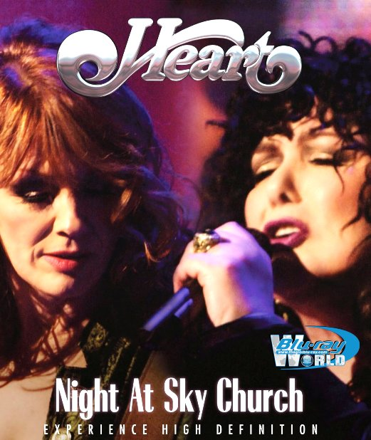 M1663.Heart Night at the Sky Church (2010) (25G)
