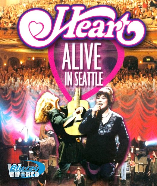 M1664.Heart Alive in Seattle (25G)