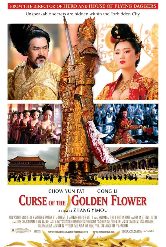 0345 - Curse Of The Golden Flower (2006)