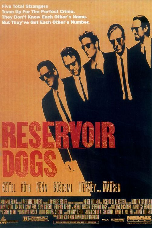 0596 - Reservoir Dogs (1992)