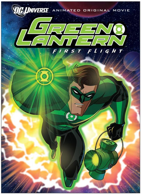 0641 - Green Lantern First Flight (2009)