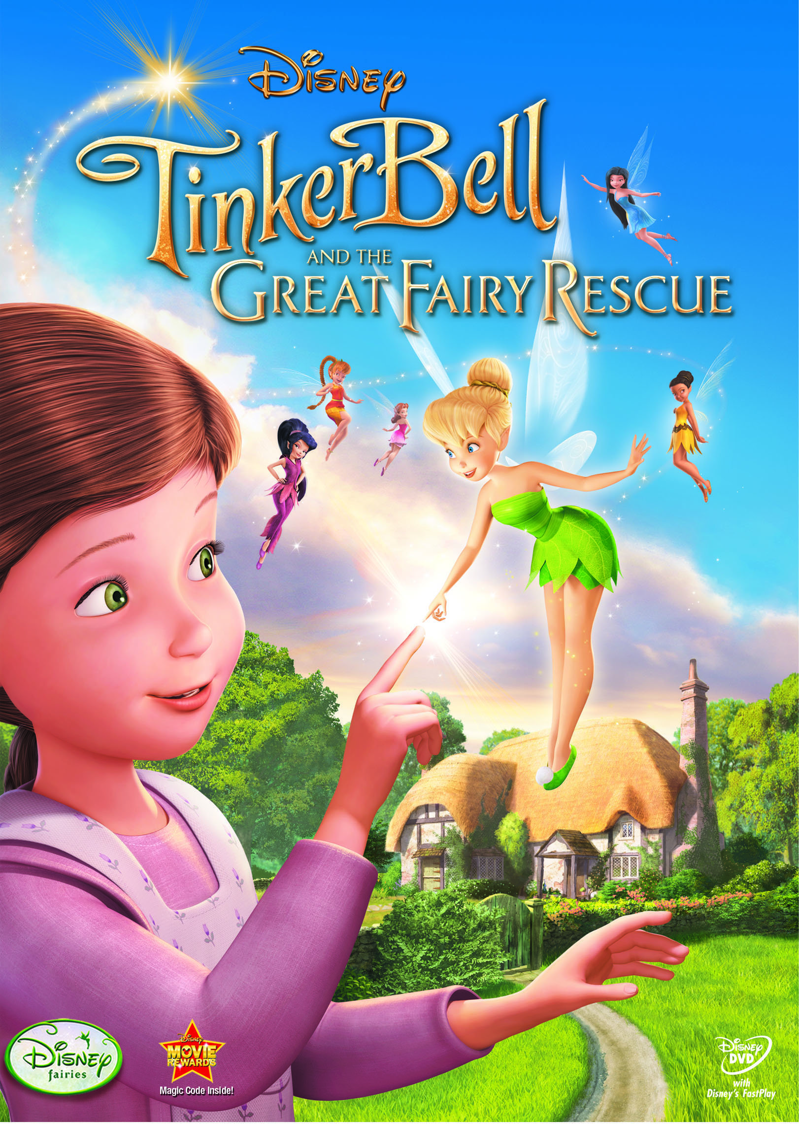 0959 - Tinker Bell And The Great Fairy Rescue