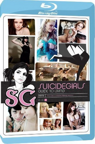 1049 - SuicideGirls Guide to Living (2009)