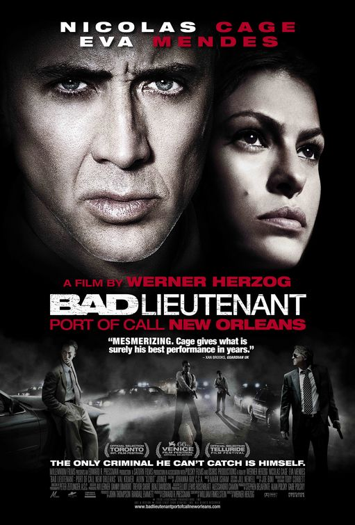 1051 - The Bad Lieutenant Port of Call - New Orleans (2009)