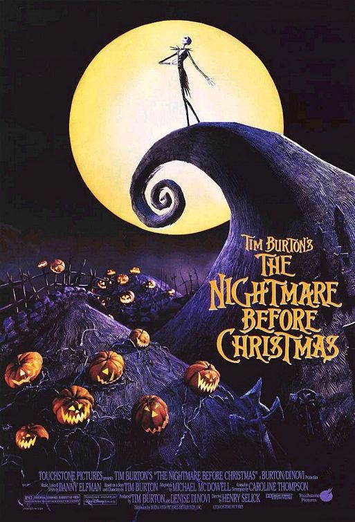 1068 - The Nightmare Before Christmas