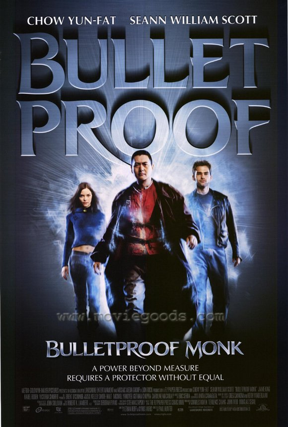 1121 - Bulletproof Monk (2003)