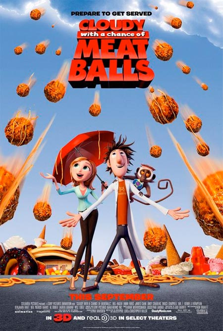 1182 - Cloudy with chances of Meatballs