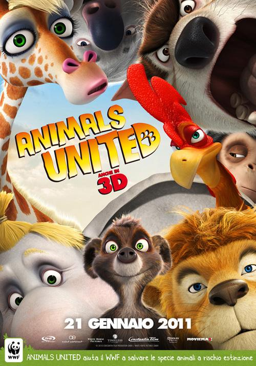 1201 - Animals United