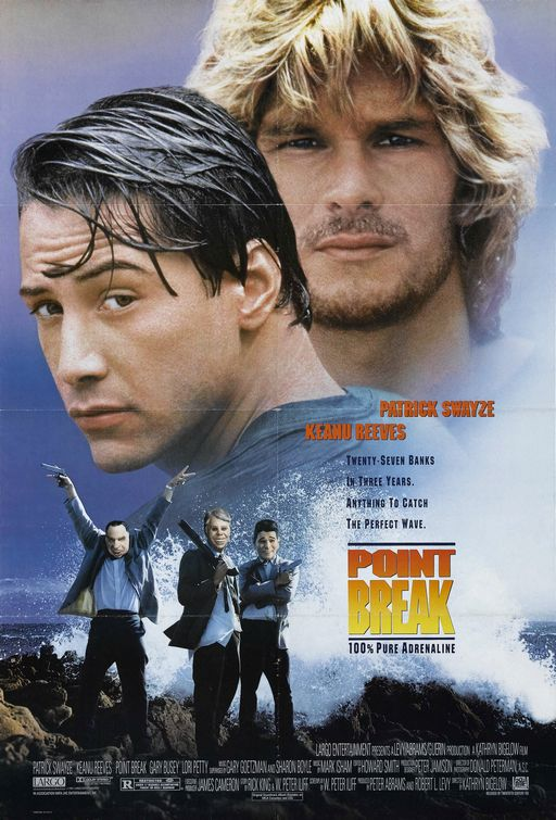 1228 - Point Break (1991)