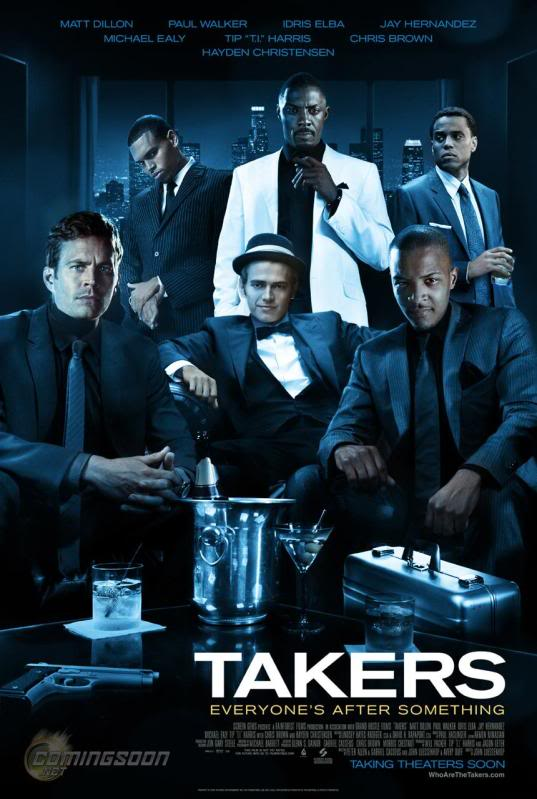 1308 - Takers (2010)