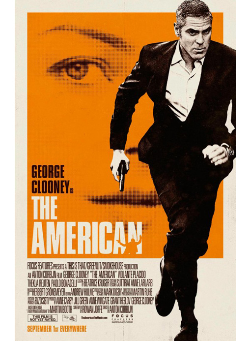 1296 - The American (2010)