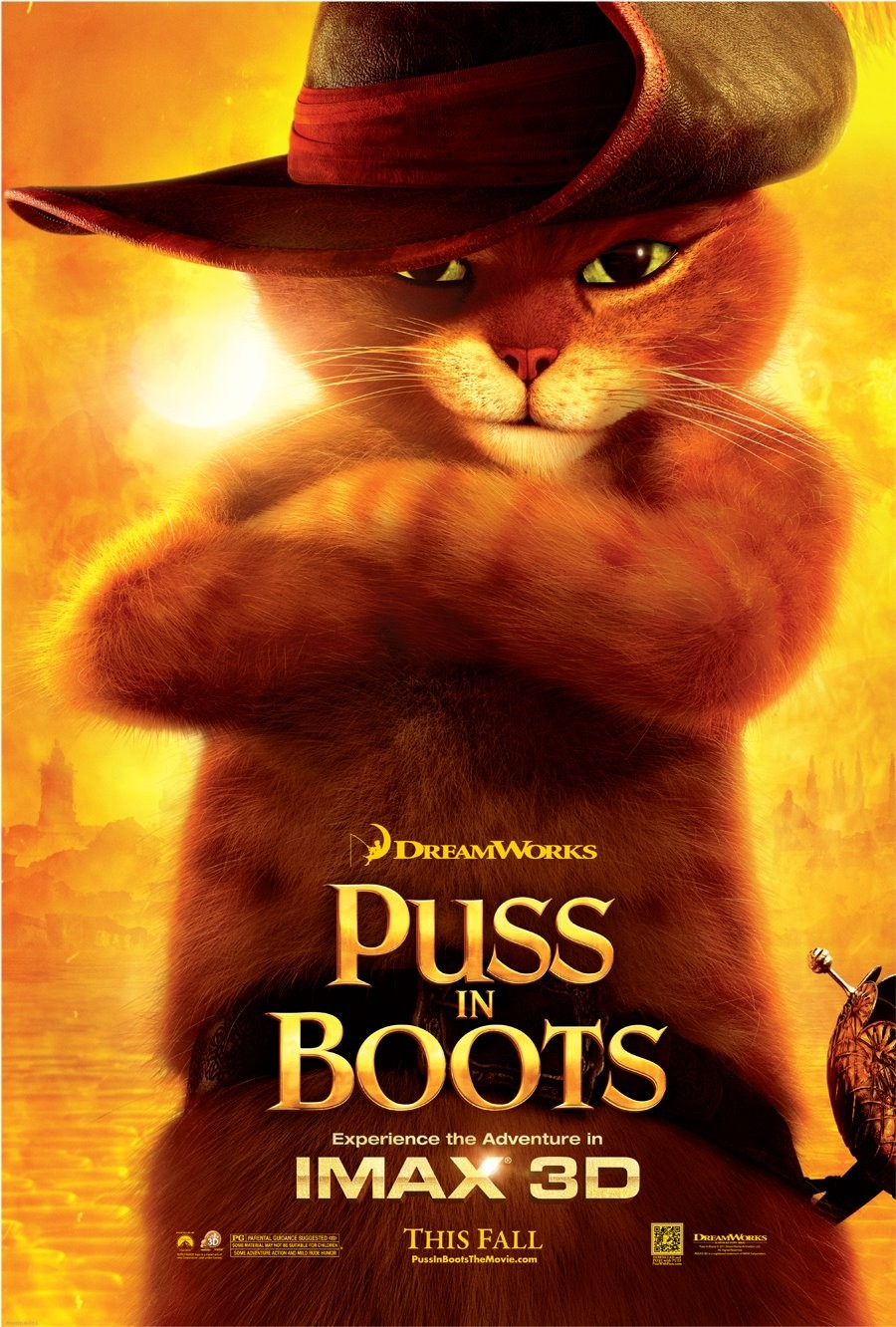 2108 - Puss In Boots