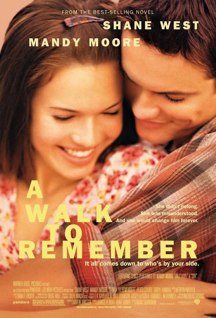 1729 - A Walk to Remember (2002)