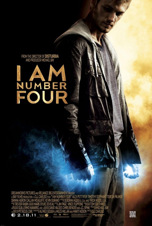 1349 - I Am Number Four (2011)