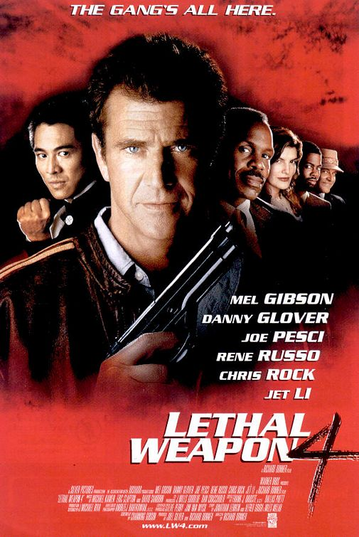 1813 - Lethal Weapon 4 (1998)