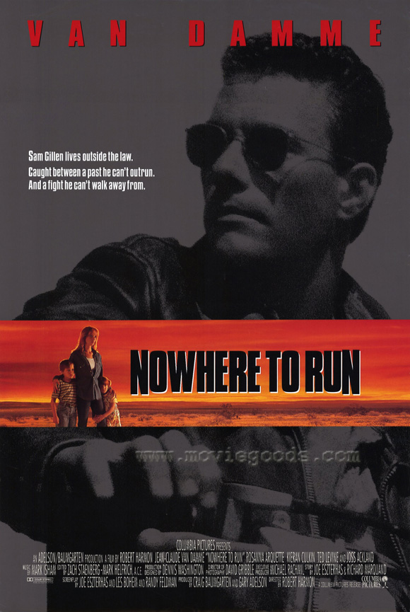 1627 - Nowhere to Run (1993)