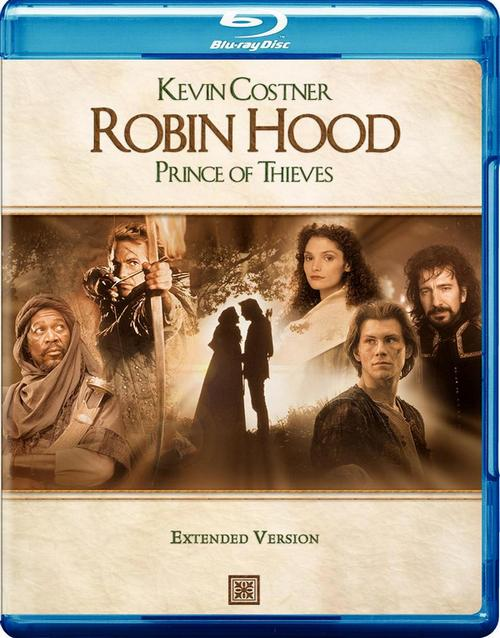 1833 - Robin Hood Prince of Thieves (1991)