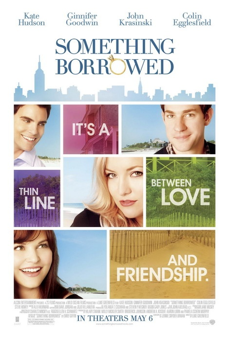 1834 - Something Borrowed (2011)