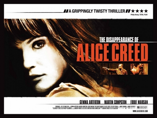 1759 - The Disappearance of Alice Creed (2009)