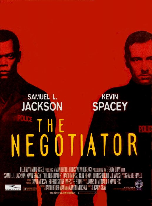 1631 - The Negotiator (1998)