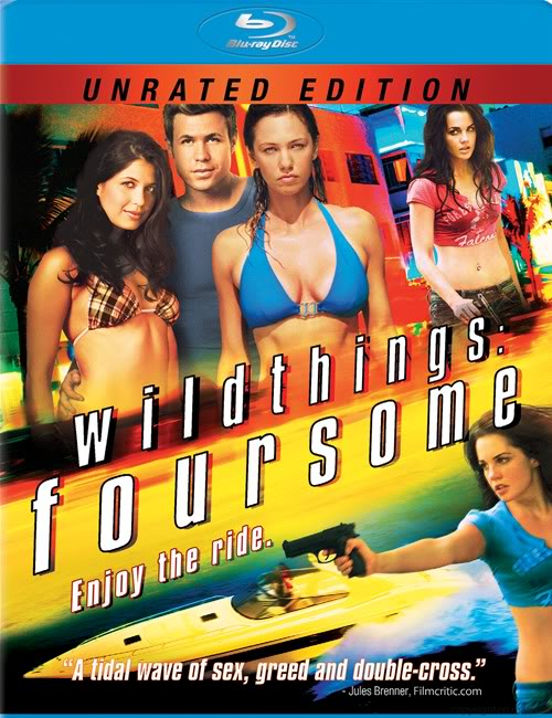 1375 - Wild Things Foursome (2010)
