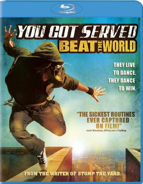 1754 - You Got Served Beat the World (2011)