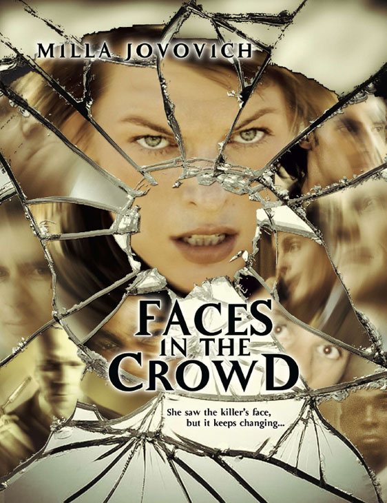 1936 - Faces In The Crowd